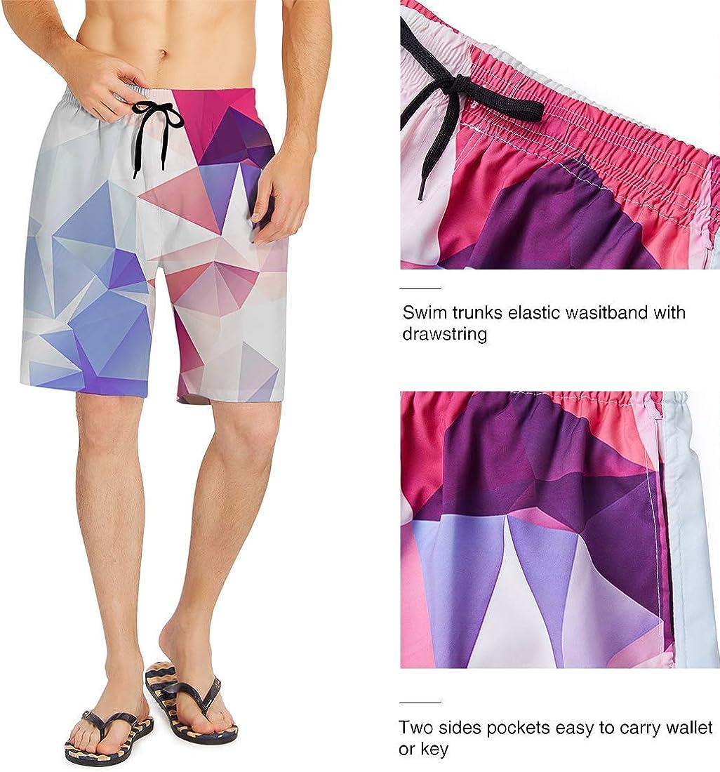 Swim Trunks Summer Beach Shorts Pockets Boardshorts for Men Youth Boys Texas State Flag
