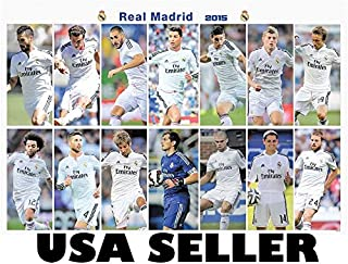 Best real madrid team poster 2015 Reviews