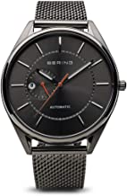 BERING Time 16243-377 Automatic Collection Watch with Mesh Strap and Scratch Resistant Sapphire Crystal. Designed in Denmark.