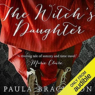 The Witch's Daughter     Shadow Chronicles, Book 1              By:                                                                                                                                 Paula Brackston                               Narrated by:                                                                                                                                 Marisa Calin                      Length: 13 hrs and 22 mins     629 ratings     Overall 4.1