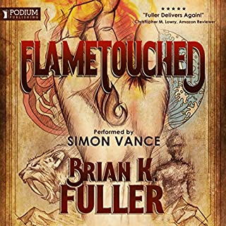 Flametouched cover art