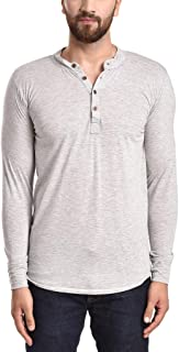 PAUSE Mandarin Solid Cotton Slim Fit Full Sleeve Men's Knitted Shirt(Small Black-PAST11181336-BLK)