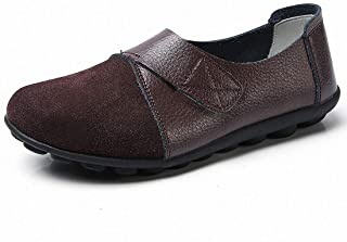 Flat Loafers for Women Casual Walking Driving Shoes Comfort Nurse Shoes