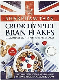 Sharpham Park Crunchy Spelt Bran Flakes - 375g