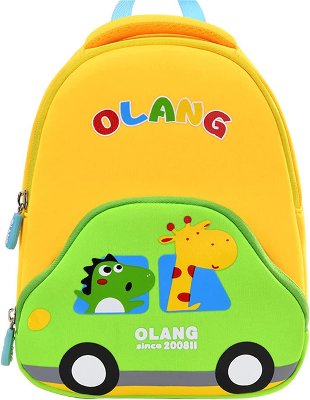 Small Sale Cars Styling backpack Cartoon With Preage Bags anti- Book famous