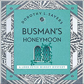 Busman's Honeymoon cover art