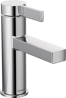 Moen 84774 Beric One-Handle Single Hole Bathroom Faucet, Chrome