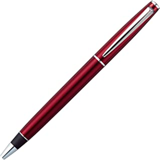 三菱鉛筆 油性ボールペン ジェットストリームプライム 0.38 ダークボルドー SXK300038D.65