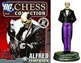 dc comics Chess Figurine Collection Nº 26 Alfred Pennyworth