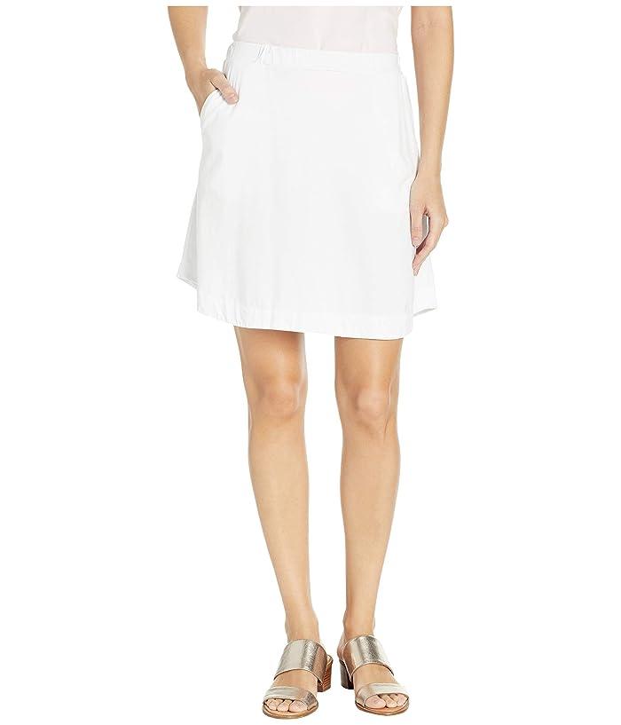 Fresh Produce Avery Skirt (White) Women