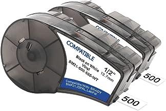 brady label tape