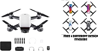 DJI SPARK CONTROLLER COMBO WITH PGYTECH STICKERS