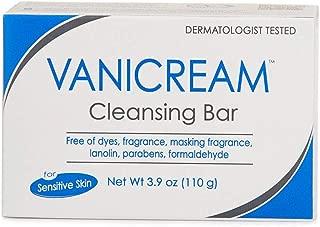 Pharmaceutical Specialties 320-39 Vanicream Cleansing Bar 3.9oz (Pack of 6)