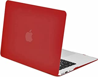 TOP CASE - Classic Series Rubberized Hard Case Compatible MacBook Air 11
