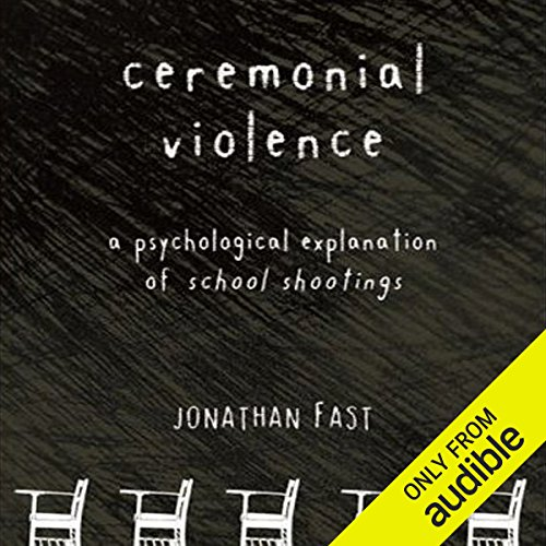 Ceremonial Violence audiobook cover art