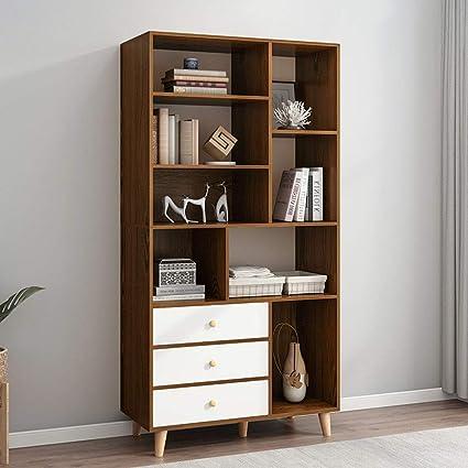 Librerías de salón Estantería moderna de 5 niveles for ...