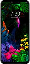 LG G8 ThinQ 128GB Smartphone GSM+CDMA Factory Unlocked All Carriers (ATT, Verizon, Sprint and Tmobile) - Black (US Warranty)