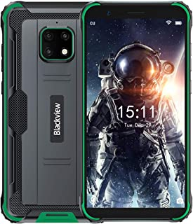 Blackview Rugged Unlocked Cell Phone - New Unlocked Android Smartphone - 32 GB of Storage - Up to 72 Hour Battery - Just (...