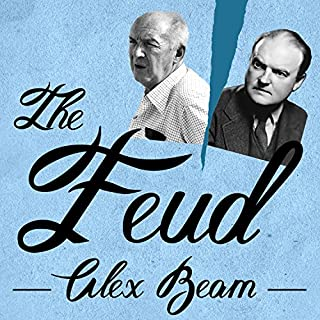 The Feud audiobook cover art