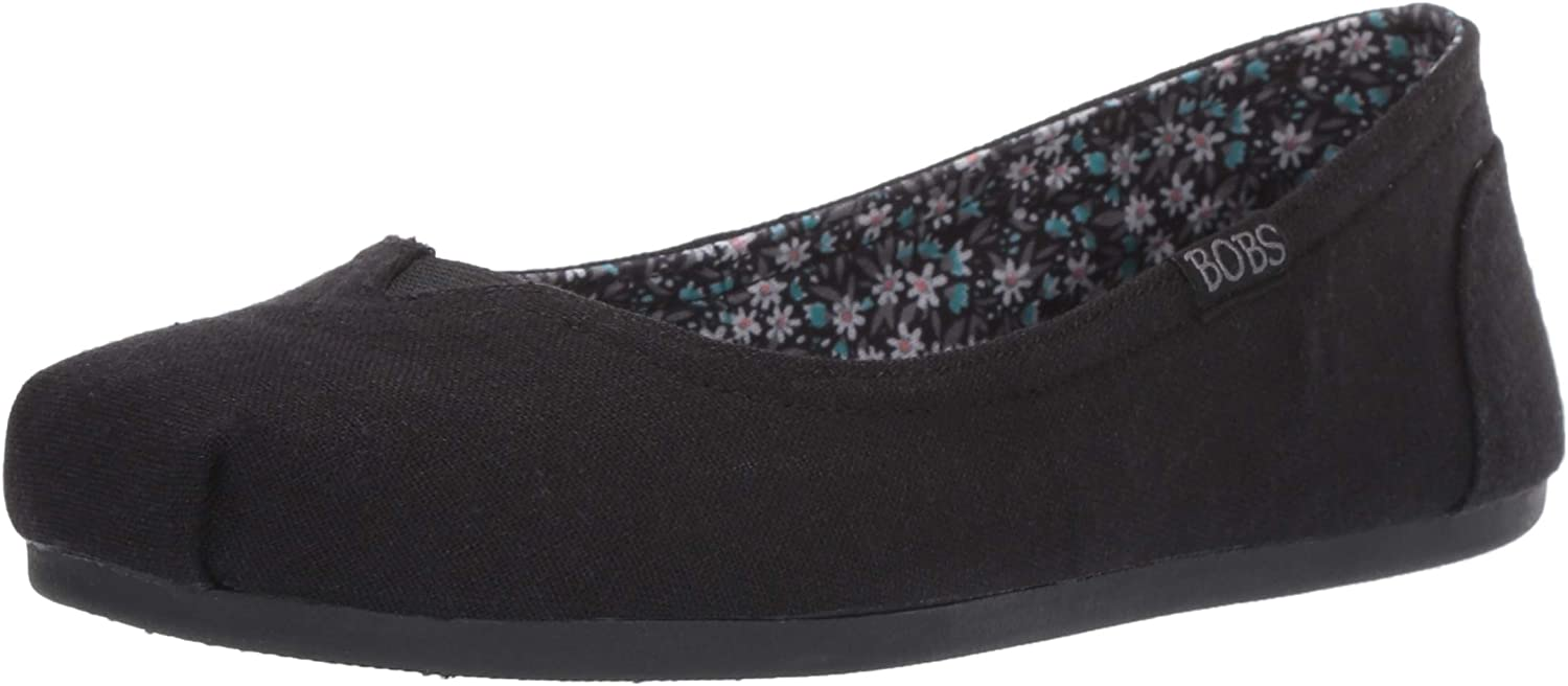 Skechers Womens Bobs Plush - Turning Point Flats