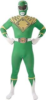 Rubies - Disfraz para Adulto, diseño de Power Ranger Verde