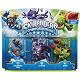 Skylanders Spyro Adventure Triple Character Pack