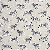 Fabulous Fabrics Dekostoff Canvas Zebras –