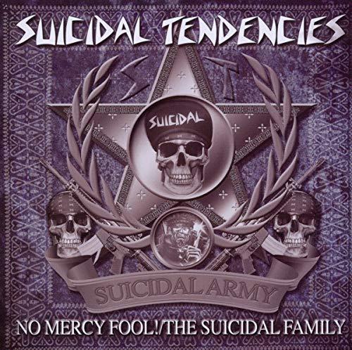 No Mercy Fool!/The Suicidal Fa