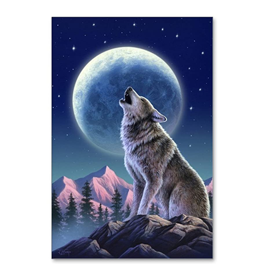 CafePress - WOLF - Postcards (Package of 8), 6