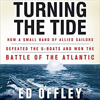 Turning the Tide audiobook cover art