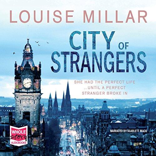 City of Strangers cover art