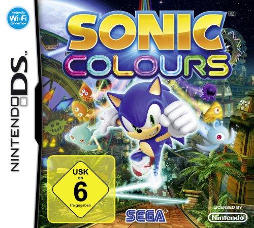 Sonic Colours [Importación alemana]