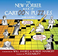 The New Yorker Book of Cartoon Puzzles and Games
