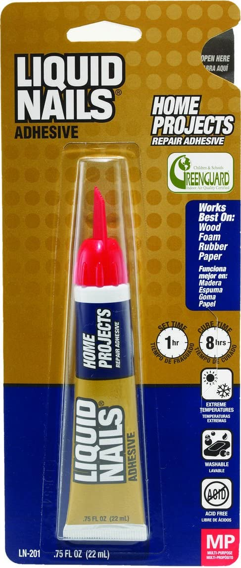 Liquid Nails Financial sales sale Adhesives In stock .75 LN201 Oz