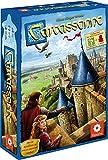Asmodee - Juego de Estrategia Carcassonne, de 2 a 5 Jugadores (CARC01N) (versión en francés)