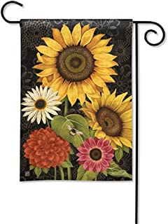 BreezeArt Studio M French Flowers Decorative Garden Flag – Premium Quality, 12.5 x 18 Inches