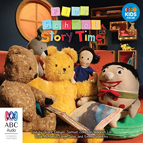 Play School Story Time audiobook cover art