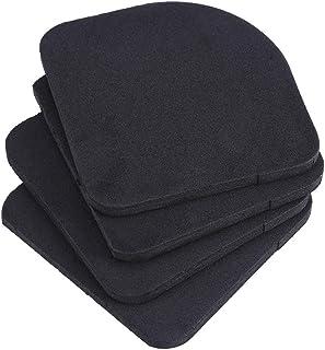 4Pcs Anti-Vibration Pads Universel Pads en caoutchouc pour Lave-linge Réfrigérateur Accessoire gros électroménager