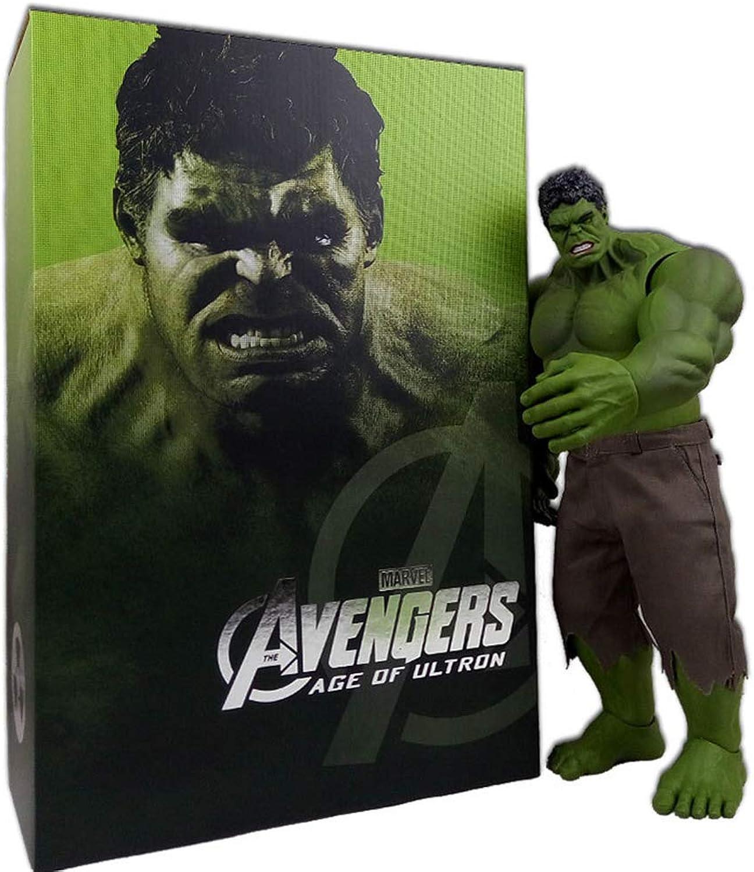 colores increíbles Figura De Acción De Hulk Hulk Hulk The Avengers Model Home Decoration Juguete Regalo 42cm  la mejor selección de