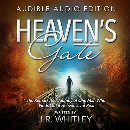 Heaven's Gate audiobook cover art