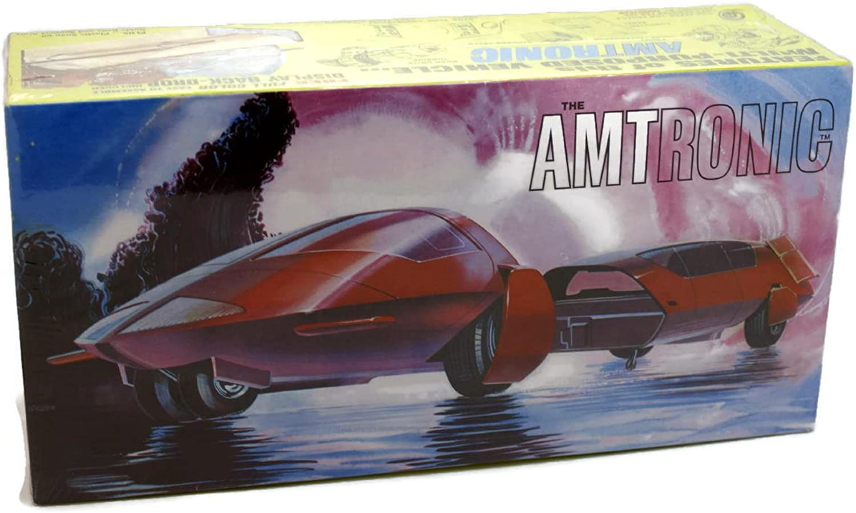 barato y de alta calidad AMT Amtronic Coche of the Future 1 25 25 25 Scale Model Kit by AMT  Tienda de moda y compras online.
