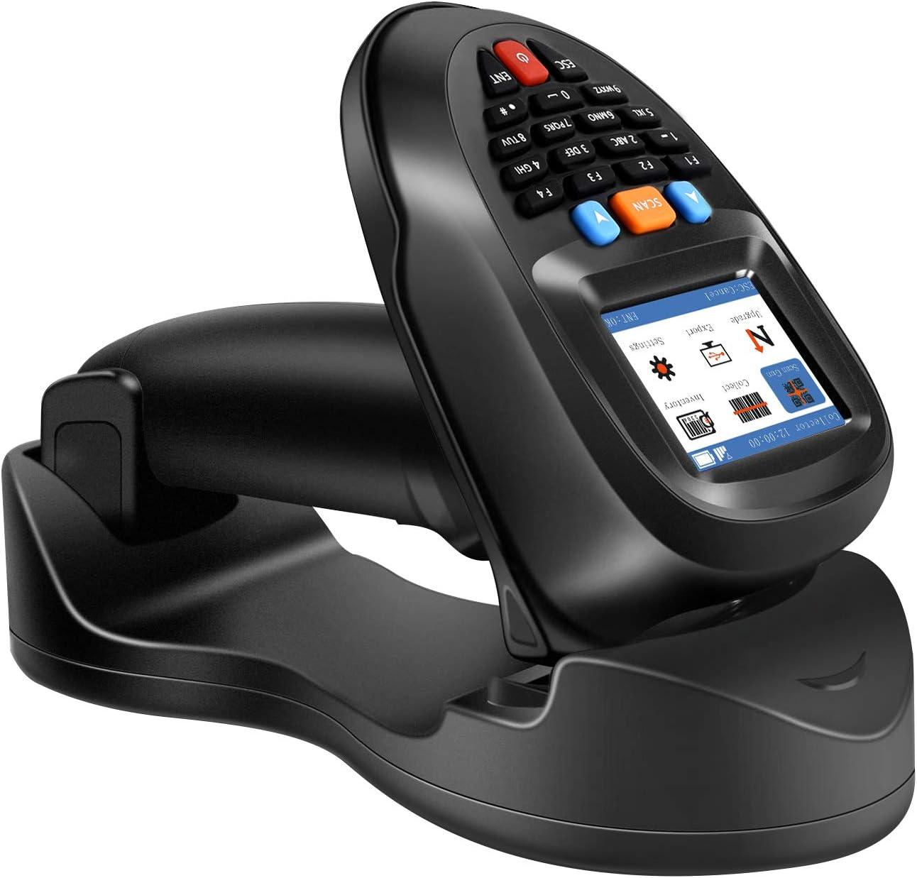 Trohestar N6 Barcode 新作通販 Scanner 訳ありセール 格安 Wireless Handheld Wired PDA Po 1D