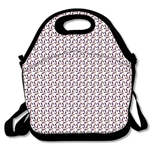 Lunch Bag for Men Lunch Bag for Women Bubble Boba Pearl Milk Tea Tapioca Balls Lunch Bag Lunch Box Food Bag Lunch Bag for Adults Lunch Bag for Kids