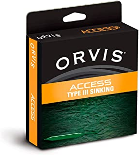 orvis access fly line