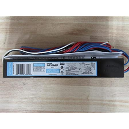 10x Lot Philips Optanium IOP2P59N35I 120-277V 50//60Hz Fluorescent Ballast T8