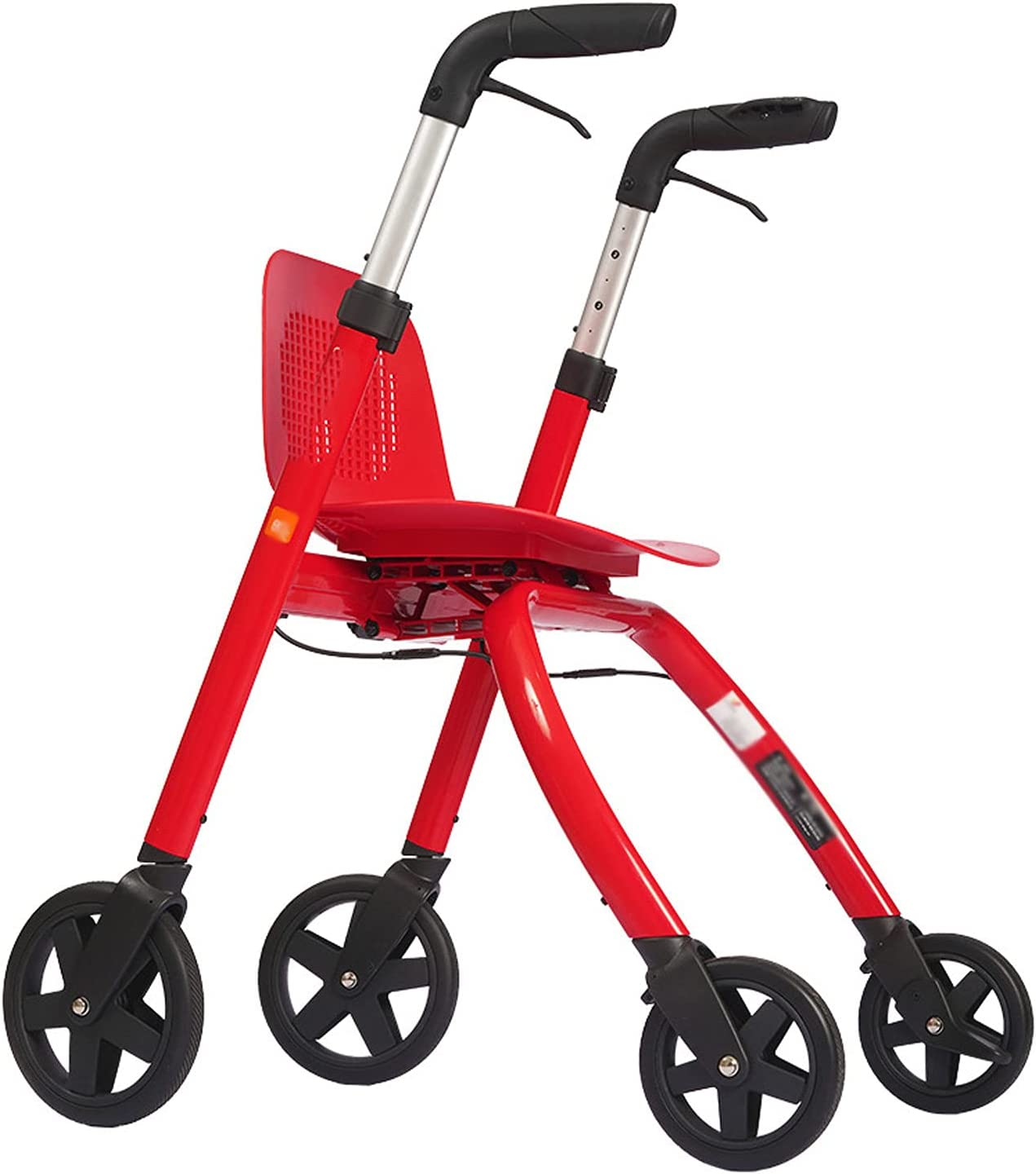 QXIAOYANus Rollator Walker Selling Clearance SALE Limited time for Seniors Walk Lightweight Upright
