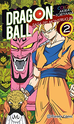 Dragon Ball Color Bu nº 02/06: Saga del Monstruo Bû 2 (Manga Shonen)