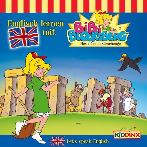 Englisch lernen mit Bibi Blocksberg - Folge 2 - Hexenfest in Stonehenge