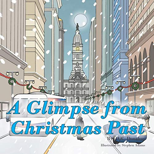 A Glimpse from Christmas Past audiobook cover art