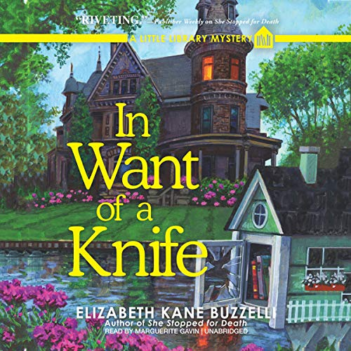 In Want of a Knife cover art